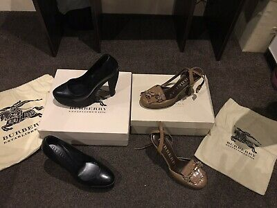 Burberry Shoes Size 6 (39)