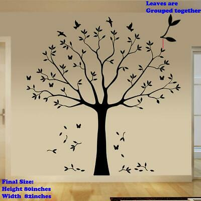 Our Family Tree Wall Decal Vinyl Art Sticker Quote ...