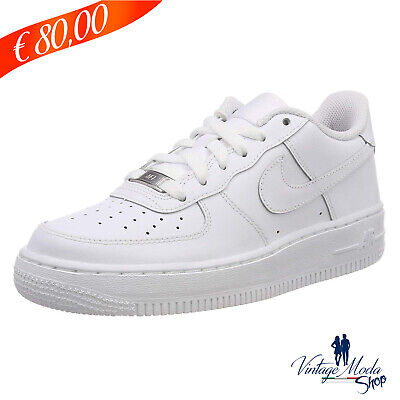 Nike Calzature Air Force 1 GS Unisex Shoes 314192 117 Scarpa Casual Sneakers 06fedc5f47c
