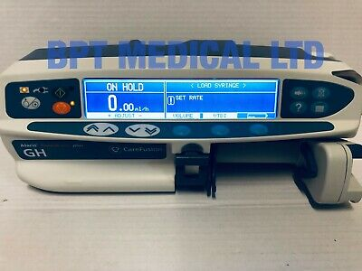 CAREFUSION ALARIS GH GUARDRAILS PLUS Syringe Pump DRIVER INFUSION FLUID PUMP