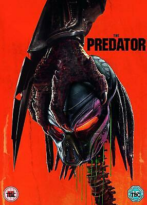 The Predator [2018] - DVD NEW