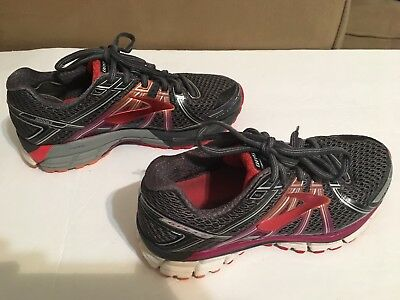 c0e00a3a837 Women s BROOKS Adrenaline GTS 17 Athletic Sport Running Shoes Sz 6 Wide  Sneakers