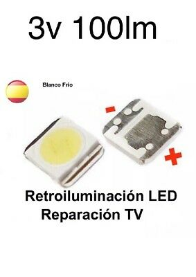 10 X Led Reparacion TV