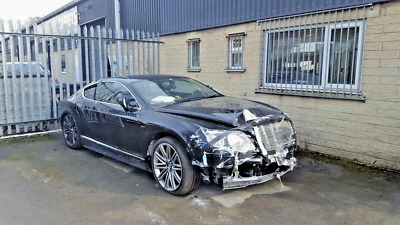 Bentley Continental 6.0 ( 635ps ) W12 Auto  GT Speed CHEAPEST ON NET 2014