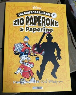 The Don Rosa Library - Zio Paperone & Paperino Vol. 15- Edizioni Panini Comics