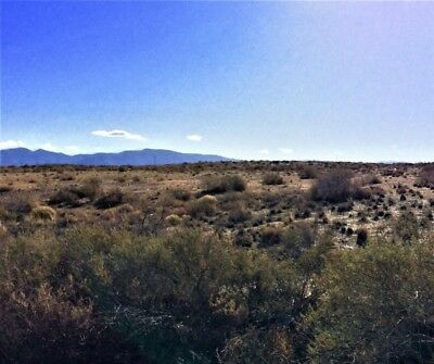 *$1 RESERVE*  1/4 Acre NM Subdivision Lot w/ Roads, Power, Phone, Views