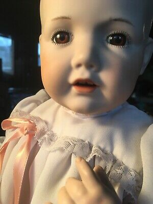 Antique German Doll 18 In German JDK 237