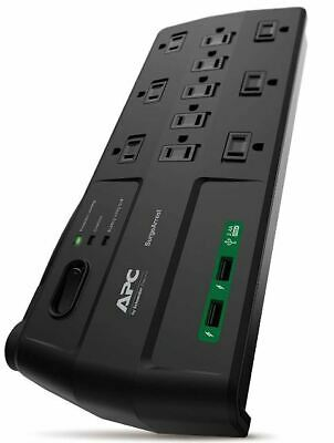 APC Performance SurgeArrest 11 Outlets with 2 USB charging ports 120V P11U2 new
