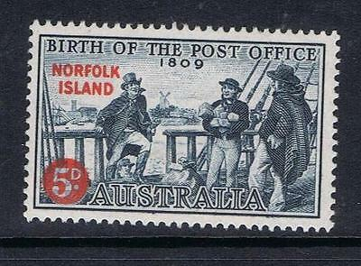 Norfolk Island 1959 Post Office  SG 23 Mint MH