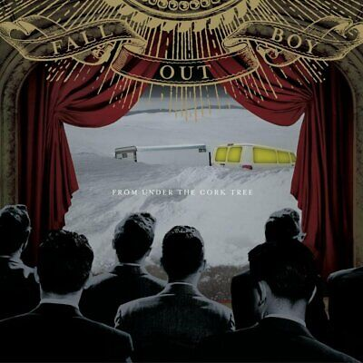 Fall Out Boy ‎- From Under The Cork Tree 2 x LP - NEW Vinyl Album Record + Bonus