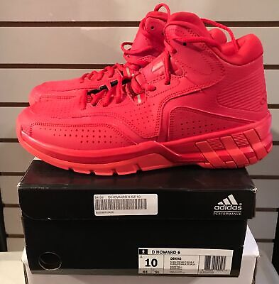 new styles 0a4a9 f176f Adidas D HOWARD 6 Men s Basketball Shoes - New In Box - Retail  84.99