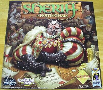Goodcritters Bluffing Board Game Arcane Wonders AWG DTE07GC Good Critters