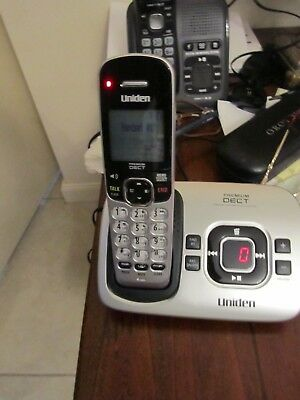 Uniden 3135 Premium DECT Phone, working order  in original package