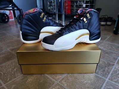 Nike Air Jordan 12 XII Retro CNY Chinese New Year 2019 Year of the Boar/Pig 9