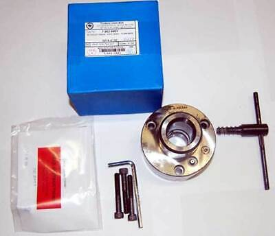 """Bison-Bial 4"""" Mini High Speed .0004"""" T.I.R Forged Steel Body 5C Collet Chuck"""