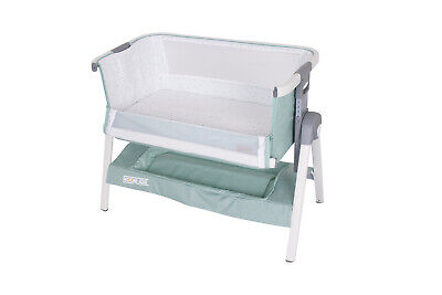 Love N Care Moonlight Baby Bassinet Co Sleeper Bed 6 Height Positions Orchid