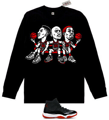 New FNLY94 Rookie Mike Infrared vi shirt match Jordan 6 Retro Black Infrared