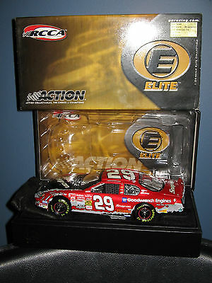 Kevin Harvick Nascar Snap-On #29 Action RCCA Elite 1:24 Goodwrench #140 Chevy MC