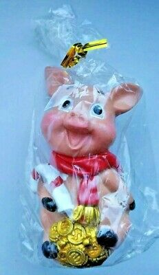 souvenir toy, cute piggy brings wealth to every home