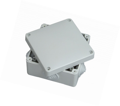 Kopp 351003008 Distribution Box Wall-Mounted for Use in Wet Room IP 54/65 110 x