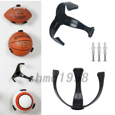 Support de Ballon en Grille sur Le Mur Support de Football Basketball