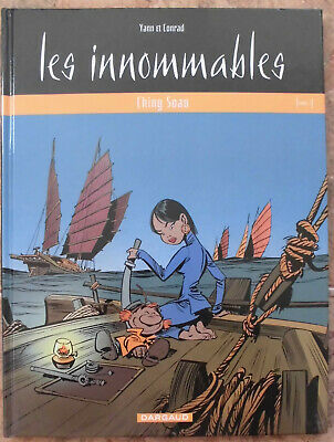 Yann & Conrad Les INNOMMABLES Tom 4 Ching Soao Dargaud 2005