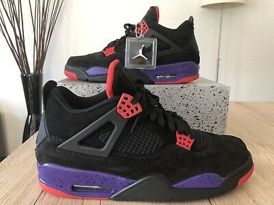 120fbe6148a NIKE AIR JORDAN 4 Retro NRG Raptors 46 US:12 UK:11 Lebron Kyrie Kobe ...