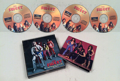 The Sweet Vol. 2 The Things You Do To Me 4 Cd