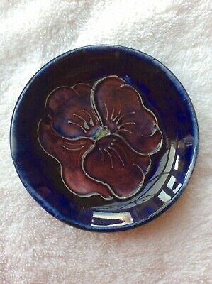 Early Moorcroft Pottery Pin Dish