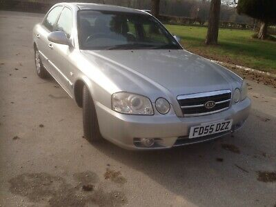 kia magentis le 4door saloon 2.0cc low miles one lady owner from new