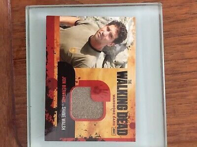 The Walking Dead Season 1, Jon Bernthal 'Shane Walsh' Wardrobe Card M6