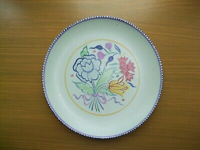 Poole Pottery Plate decorative