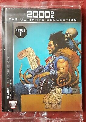 2000AD The Ultimate Collection - Issue 1 - Slaine The Horned God SEALED NEW