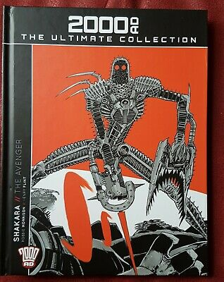 2000AD The Ultimate Collection - Issue 3 - Shakara Henry Flint
