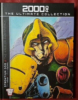 2000AD The Ultimate Collection - Issue 4 - STRONTIUM DOG Kreeler Conspiracy