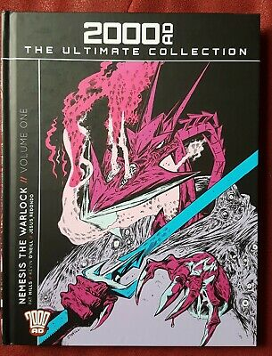 2000AD The Ultimate Collection - Issue 5 - NEMESIS THE WARLOCK