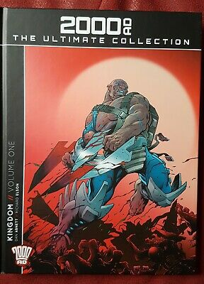 2000AD The Ultimate Collection - Issue 6 - KINGDOM