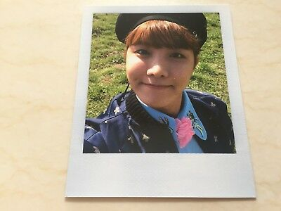 BTS J-HOPE [ Young Forever Polaroid Photocard Jhope ] Special Album /NEW / +Gift