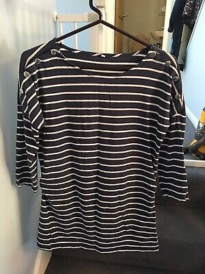 Size 12 Marks and Spencers maternity tunic, good used condition
