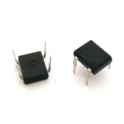 Pack of 5 x Bridge rectifier diode DB107 SMD/DIL1000v 1a UK stock