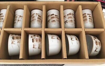 Oolong Tea Cups and Bowls