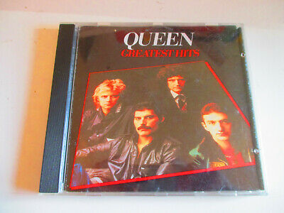 CD Queen - Greatest Hits << Sehr guter Zustand >>