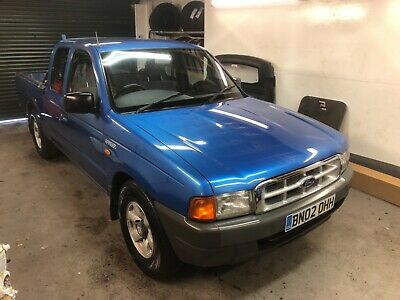 Ford Ranger super cab 4x2 pick up truck