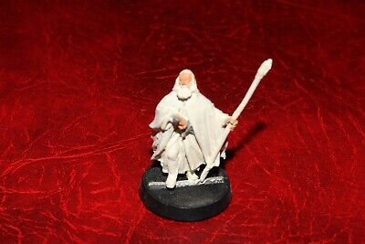Warhammer Lord of the Rings  Gandalf the White (painted) metal