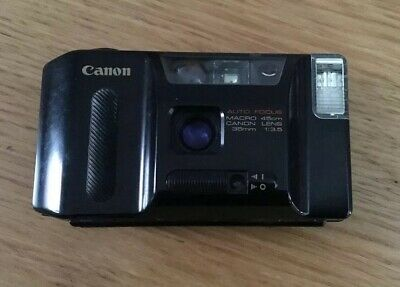 Canon Sprint Film Camera 35mm Point Shoot Auto Focus