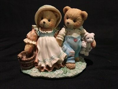 Cherished Teddies 624772 Jack and Jill - Our Friendship Will Never Tumble 1993