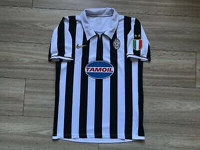 bb32177f9 Juventus Italy 2006 2007 Home Football Shirt Jersey Camiseta Maglia Nike