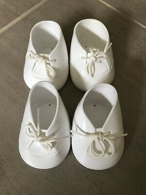 My Child Doll Original White Oxford Shoes