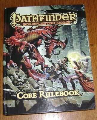 Pathfinder Roleplaying Game - Core Rulebook
