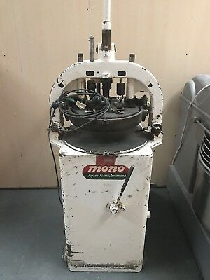 Mono Bread Divider Moulder Commercial Bakery Equipment Spares And Repairs